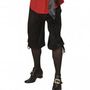 calecon-homme-noir-velours-pirate