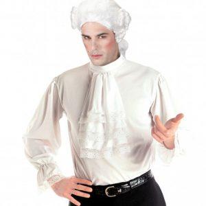 chemise-homme-jabot