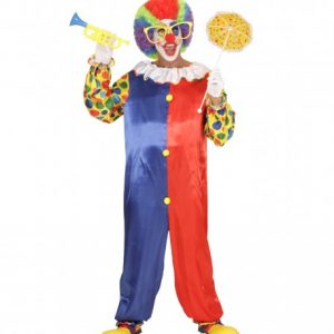 costume-adulte-clown-rouge-bleu