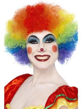 perruque-femme-clown-fou-multicolore