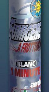 Le fumigène à friction de couleur