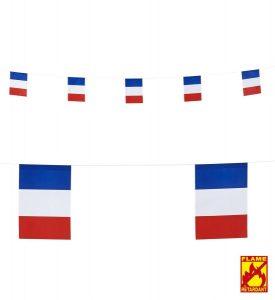guirlande drapeau france