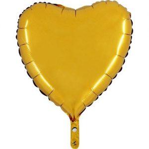 ballon-helium-coeur-or-45-cm