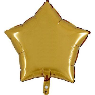 ballon-helium-etoile-or-45-cm