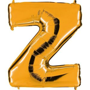 ballon-helium-or-lettre-Z