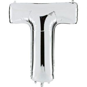 ballon-metallise-argent-lettre-T,-102-cm