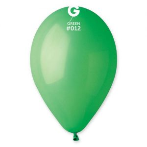 sachet-de-100-ballons-vert-30-cm