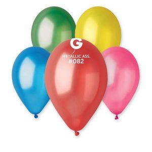 sachet-de-50-ballons-multicolore-métallisé-helium