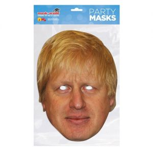masque-carton-boris-johnson