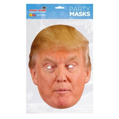 masque-carton-donald-trump