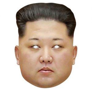 masque-carton-kim-jong-un