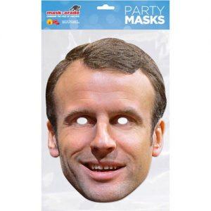 masque-carton-macron