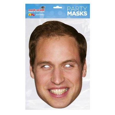 masque-carton-prince-william